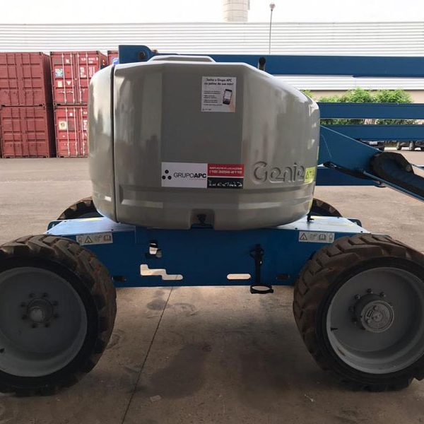 aluguel Plataforma Articulada Diesel15