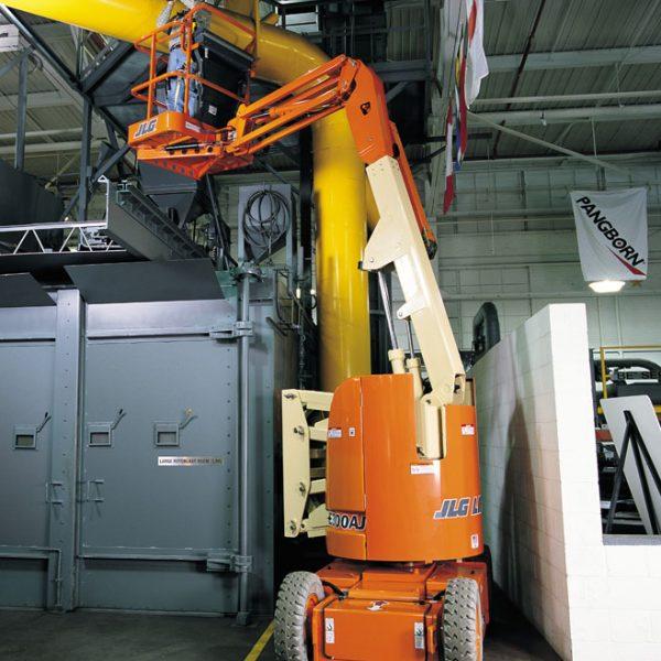 aluguel plataforma elevatoria articulada eletrica 4